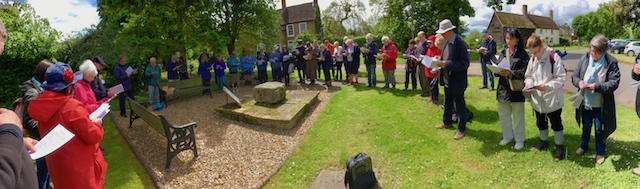 Little Gidding Pilgrimage 2019