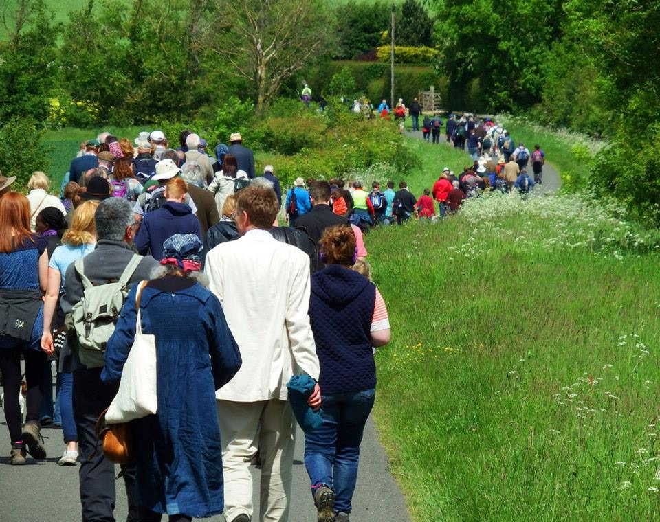 Little Gidding Pilgrimage 2016