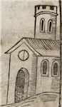 Image of the Church from the Arminian Nunnery