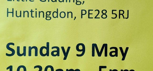Open Garden at Ferrar House: Sunday 9 May